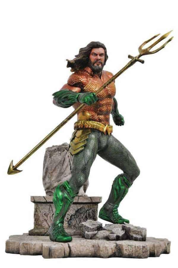 Aquaman PVC Diorama Figure