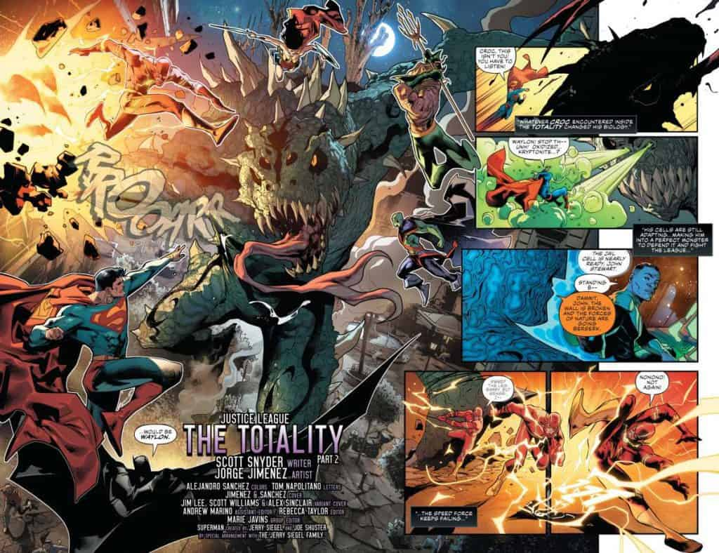 Justice League The Totality Part 2