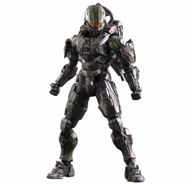 Halo Action Figures Square Enix Halo 5
