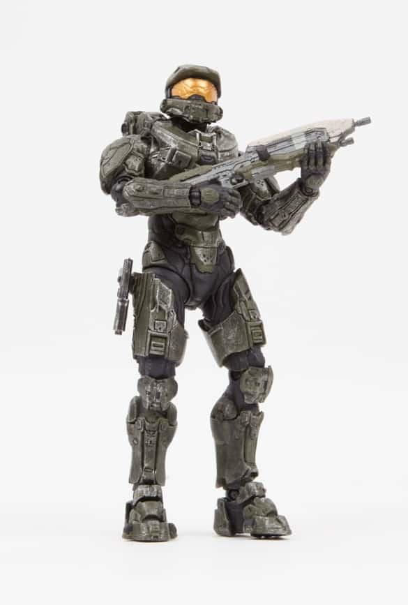 Halo Action Figures McFarlane Halo 5