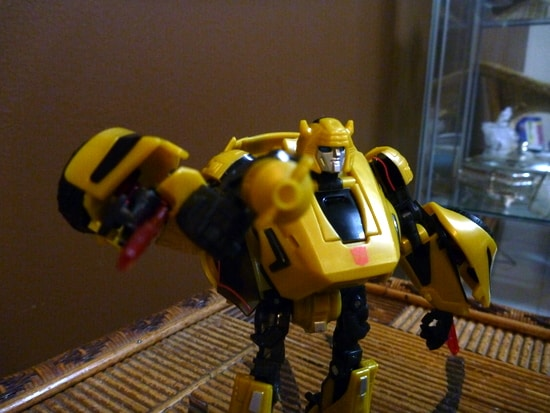 2 of the Best and Affordable Bumblebee Action Figures 1