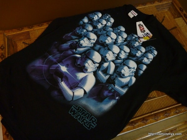 star wars stormtroopers t-shirt