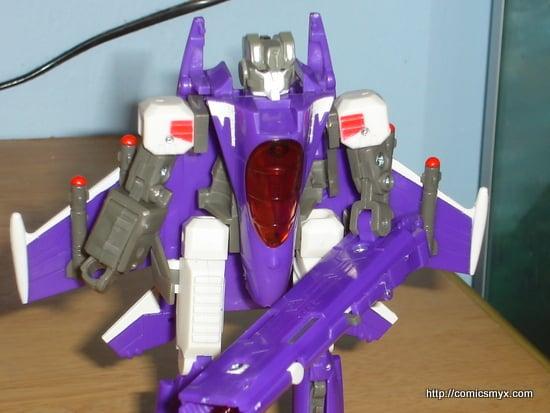 Skywarp Robot Mode