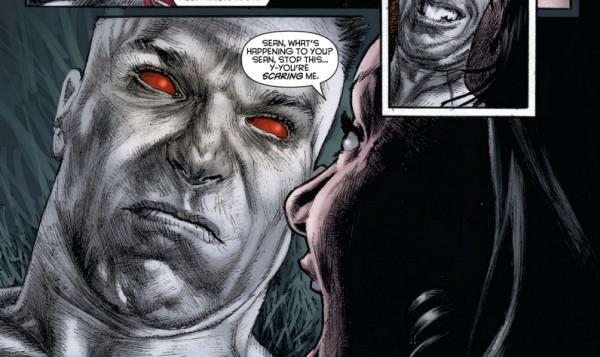 Bloodshot which was drawn like Van Diesel.