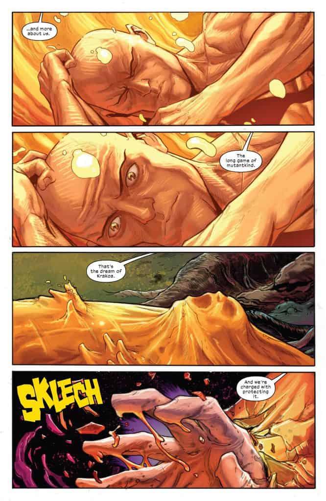 Professor X resurrected