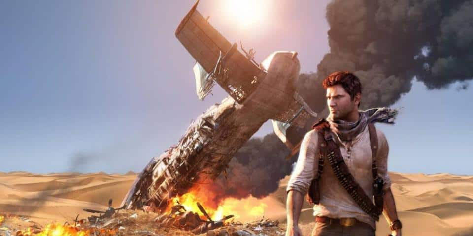 free playstation 4 games - Uncharted: The Nathan Drake Collection