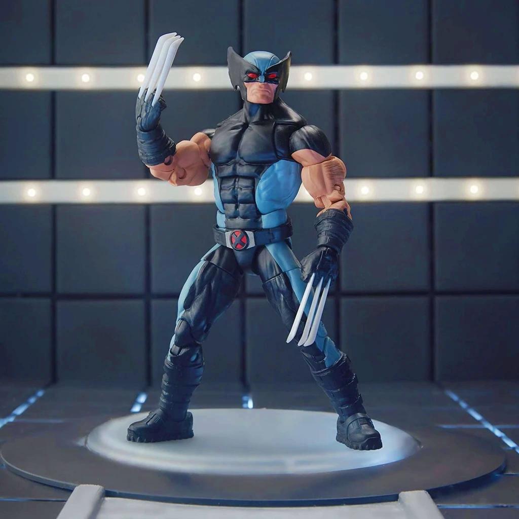 Uncanny X-Force Marvel Legends Wolverine Action Figure