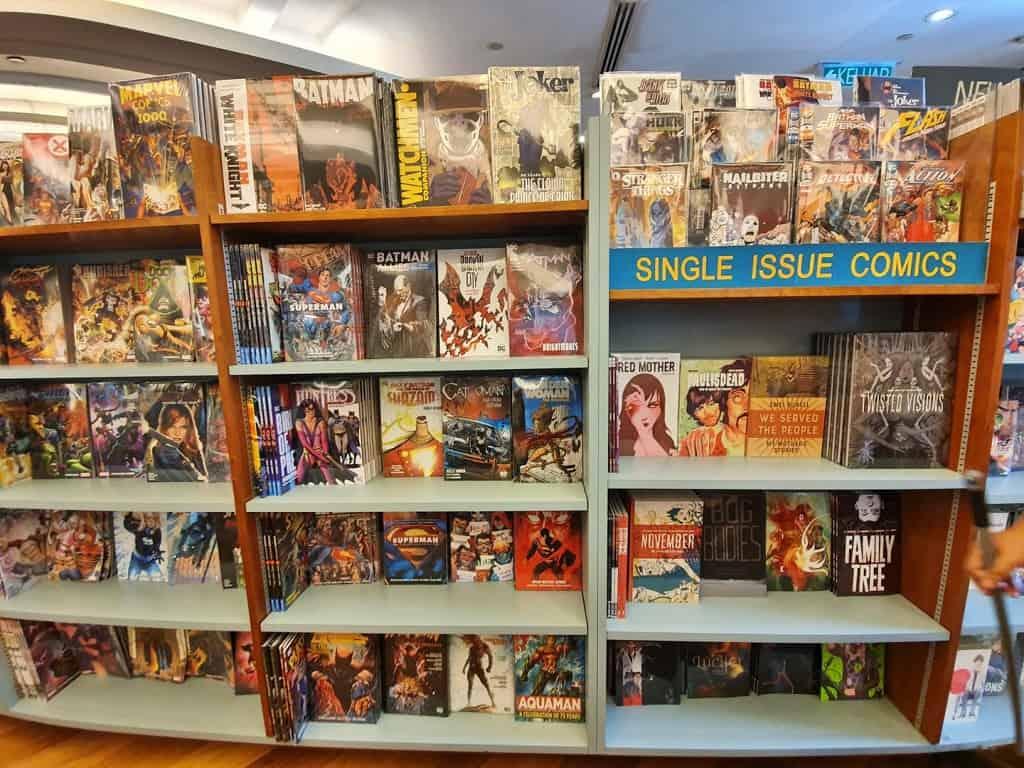 Where To Buy Comics In Malaysia 1