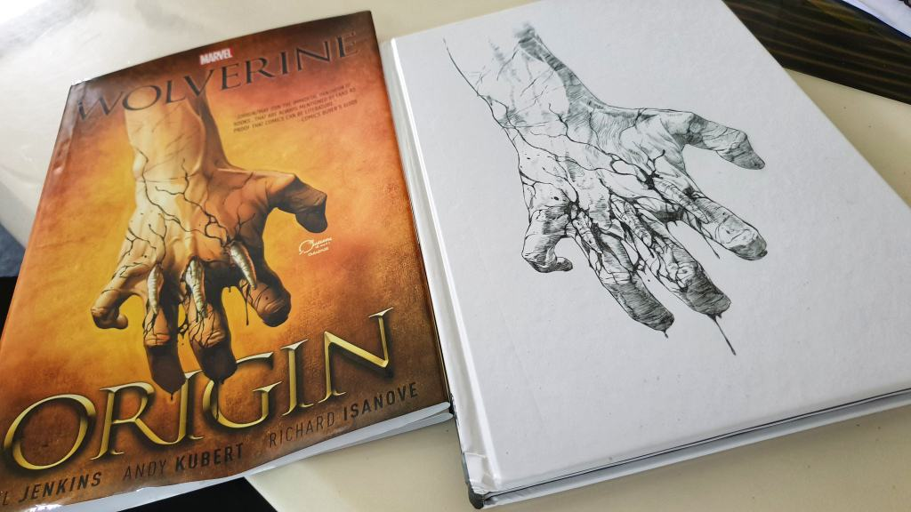 Wolverine The Origin Comic Book Hardcover Collection Wolverine: The Origin #1-6