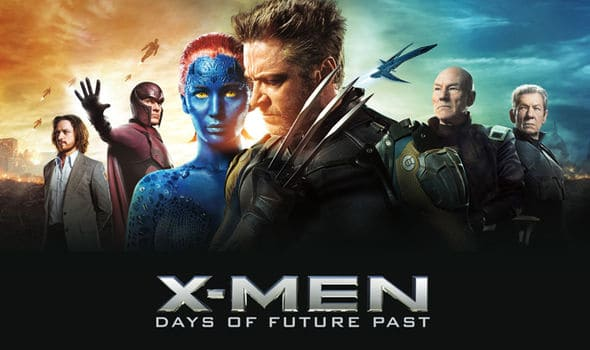 x-men movies days of the future past
