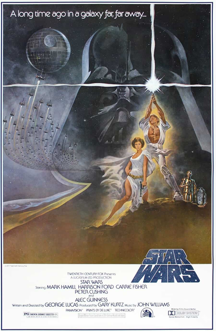 Star Wars Movies In Chronological Order