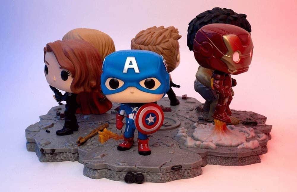 Avengers Assemble Funko Pop Series
