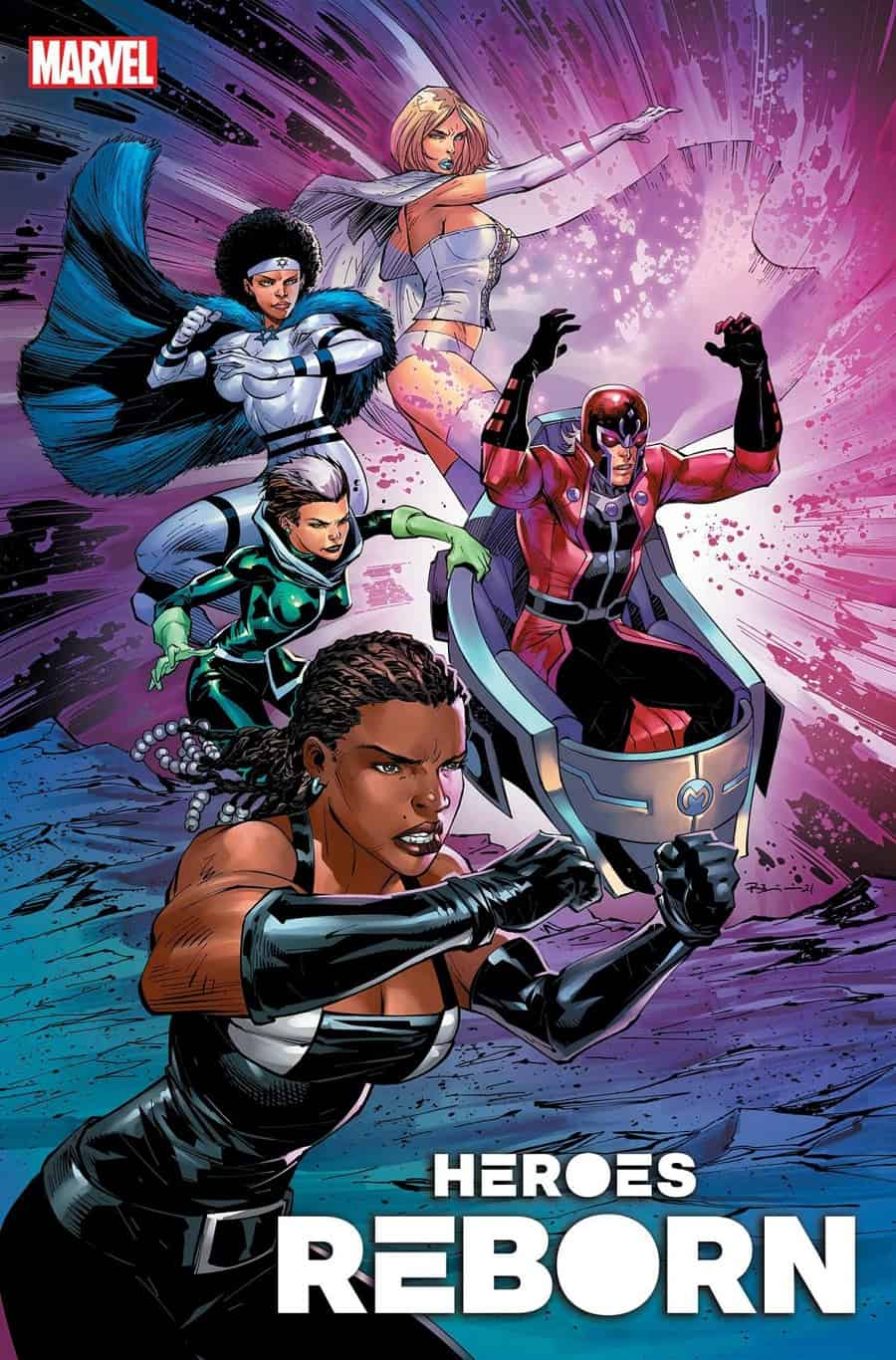 Is There A Reading Order For Heroes Reborn? 1